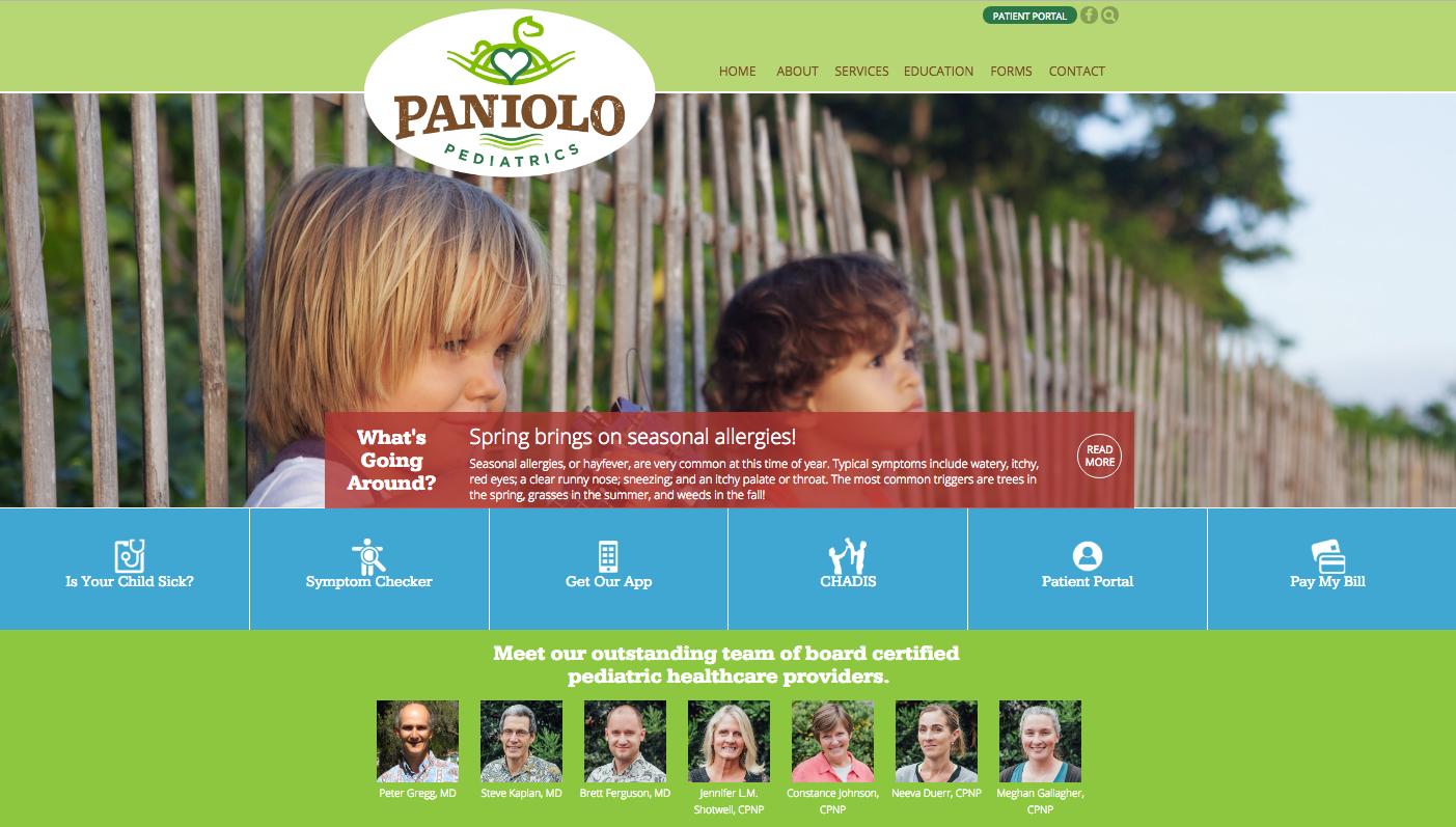 Paniolo Pediatrics